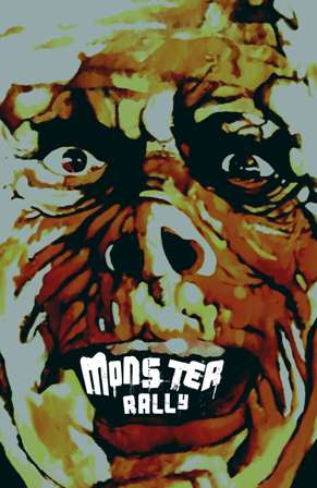 Monster Rally Book Cover